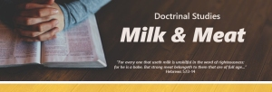 Doctrinal Study